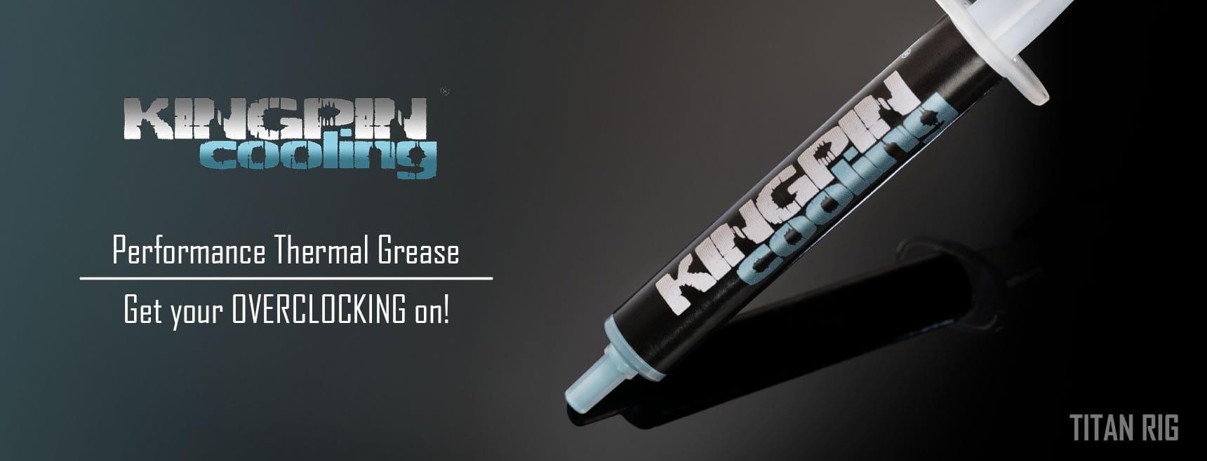 Kingpin cooling kpx thermal grease