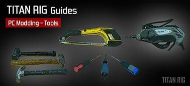 Titan Rig Blog - Tools
