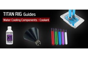 Coolant for custom liquid-cooled PCs