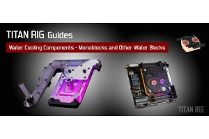 motherboard waterblocks for overview