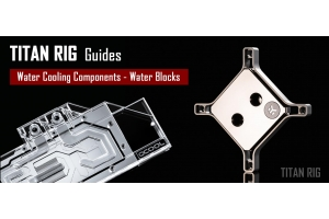 PC water block overview