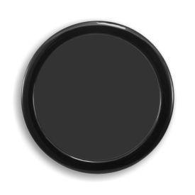 DEMCiflex Computer Dust Filter, Standard 120mm Round, Black Frame / Black Mesh
