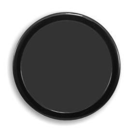 DEMCiflex Computer Dust Filter, Standard 140mm Round, Black Frame / Black Mesh