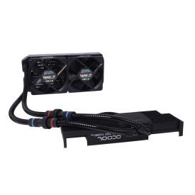 Alphacool Eiswolf 240 GPX Pro AIO GPU Cooler for the RTX 2080/2080Ti M02