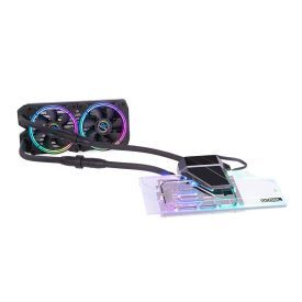 Alphacool Eiswolf 2 All-In-One GPU Cooler for the Radeon RX 5700/5700XT, 240, Digital RGB