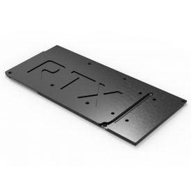 Aquacomputer GPU Backplate for Kryographics NEXT RTX 3080, Active