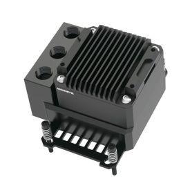 BarrowCH CPU Water Block with Integrated Pump/Reservoir, AMD, Nickel/Acetal