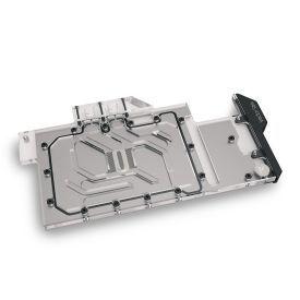 EKWB EK-Quantum Vector Strix RTX 3080/3090 GPU Water Block, Digital RGB, Nickel/Plexi