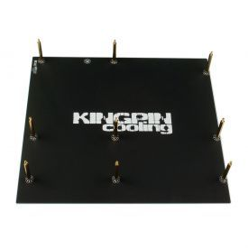 Kingpin Cooling KPC ATLAS Motherboard Bench Stand, Black