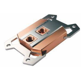 Watercool HEATKILLER IV PRO CPU Water Block, AMD CPU (Socket AM4), Pure Copper