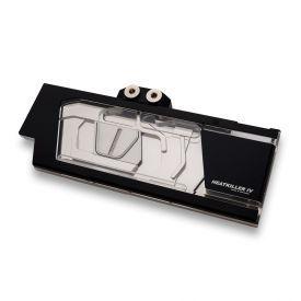 OPEN BOX - Watercool HEATKILLER IV GPU Water Block for RTX 2080 Ti, RGB, Acryl Ni / Black
