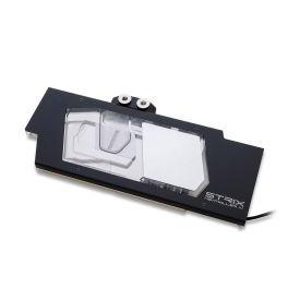 OPEN BOX - Watercool HEATKILLER IV GPU Water Block for ASUS RTX 2080 Ti STRIX, RGB, Acryl Ni / Black
