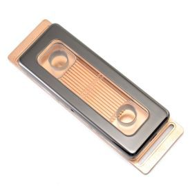 XSPC Neo Memory WaterBlock, 4 slot, Black Chrome