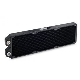 Bitspower Tarasque II 360S Radiator, 120mm x 3 , Black