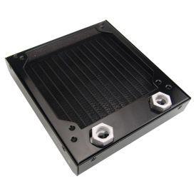 OPEN BOX - Koolance Radiator, 1x120mm 18-FPI Aluminum