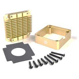 Bitspower Pump Cooler For DDC/MCP355, Golden