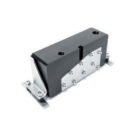 Watercool D5 Industrial Dual Pump Top (Pump Not Included), Acetal