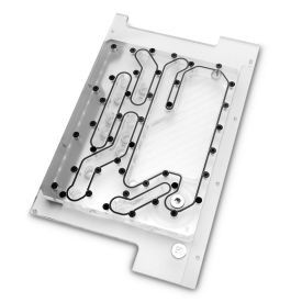 EKWB EK-Quantum Reflection Distribution Plate with Mini D5 PWM for PC-O11D, D-RGB, Plexi