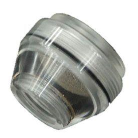 Alphacool Wasser-Filter Plexi (Acrylic)