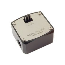 """Aquacomputer G1/4"""" Flow Rate Sensor for Aquacomputer Aquaero, Aquastream XT Ultra and Poweradjust"""
