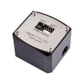 "Aquacomputer G1/4"" Flow Rate Sensor with USB and Aquabus Interfaces"