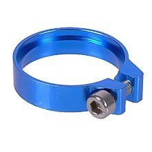 "Phobya Hose Clamp with Hexagonal Socket, 17.8mm to 19mm (3/4""), Blue"
