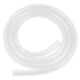 """XSPC FLX Tubing 1/2"""" ID, 3/4"""" OD, 2 Meters Length, Clear"""
