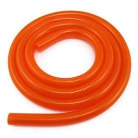 "XSPC FLX Tubing 3/8"" ID, 5/8"" OD, 2 Meters Length, Orange UV"