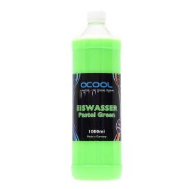 Alphacool Eiswasser Pastel Premixed PC Coolant (for Short-term Use), 1000ml, Green UV