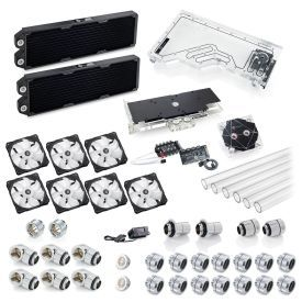 Bitspower Touchaqua Sedna C700M Water Cooling Kit for Cooler Master COSMOS C700M