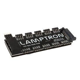 Lamptron RGB Hub SP103, 10 Slot