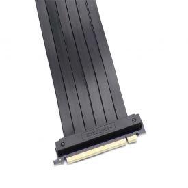 Phanteks 300mm Flatline PCI-E x16 Riser Cable 180 Adap