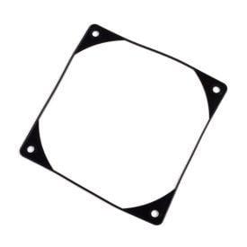 Bitspower Anti-Vibration Silicon Fan Pad, 120mm, Black
