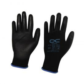 Alphacool Eistools Modding Gloves, Large, Black