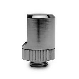 REFURBISHED - EKWB EK-Torque 90 Degree Angled Rotary Fitting, Black Nickel