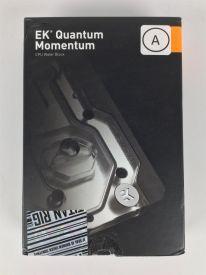 OPEN BOX - EKWB EK-Momentum ROG Strix Z390I Monoblock, Digital RGB, Nickel/Plexi