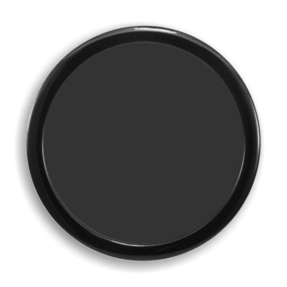 demciflex-computer-dust-filter-180mm-od-round-black-frame-black-mesh-0155df011901on