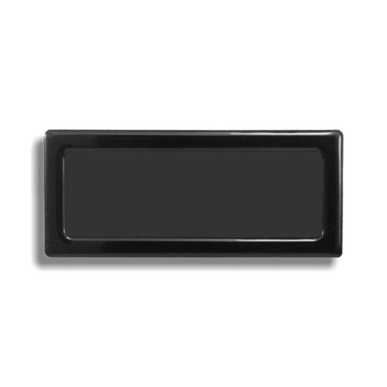 demciflex-computer-dust-filter-3-x-40mm-id-rectangle-black-frame-black-mesh-0155df014101on