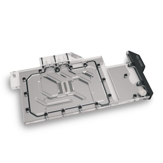 EKWB EK-Quantum Vector Strix RTX 3080/3090 GPU Water Block, Digital RGB