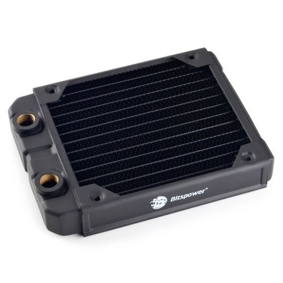 bitspower-leviathan-sf-radiator-with-quad-g14-ports-120mm-black-0330bp014501on