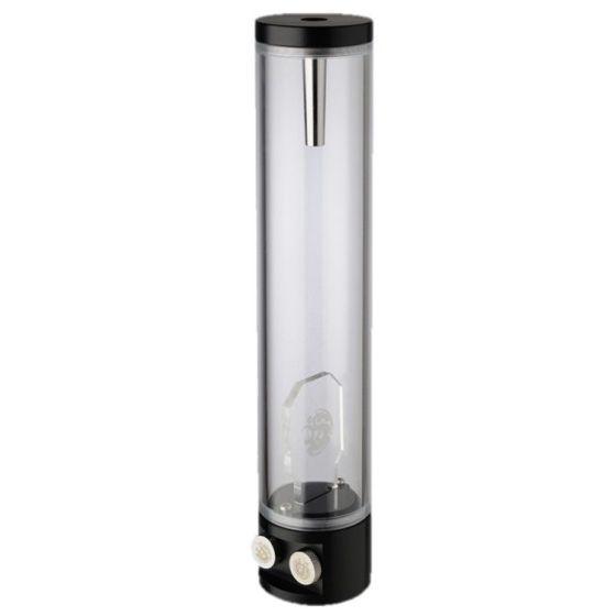 bitspower-water-tank-z-multi-ultra-250-reservoir-clear-tube-black-pom-0340bp011501on