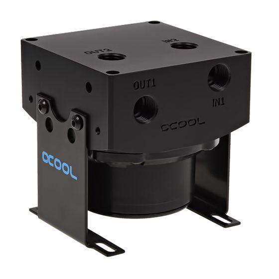 Alphacool VPP655 Pump with Eisdecke Pump Top V.3