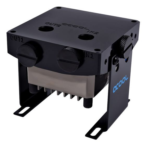Alphacool Laing DD310 Pump with Pump Top and Stands