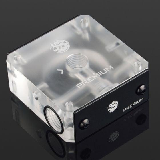 Bitspower Premium Magic-Cube Type DDC Mod Top