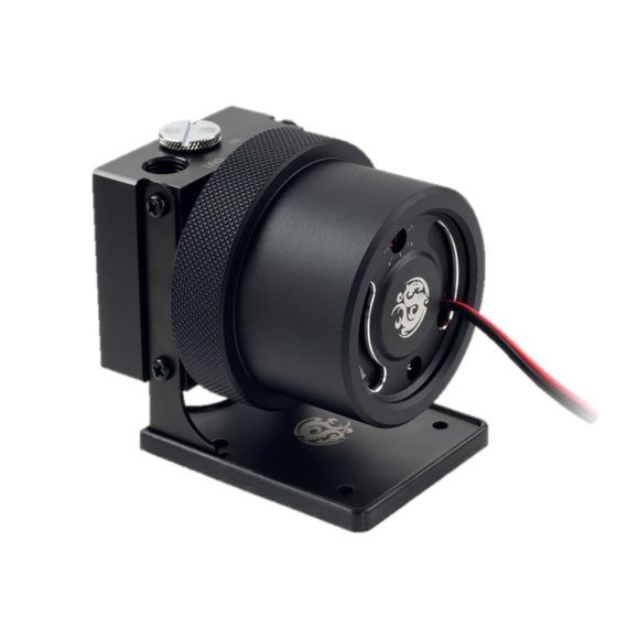 bitspower-d5-vario-pump-with-d5-top-and-cooler-0350bp011201on