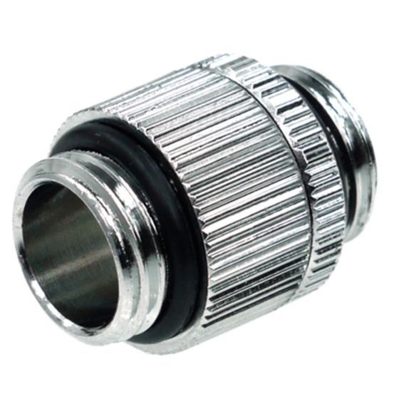 """Alphacool HF G1/4"""" Male to Male Extender Fitting, Rotary"""