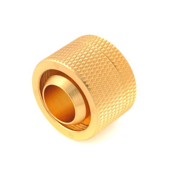 """Bitspower G1/4"""" to 1/2"""" ID, 3/4"""" OD Compression Fitting V2 for Soft Tubing"""
