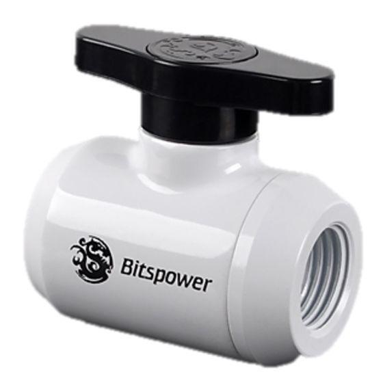"""Bitspower G1/4"""" Mini Valve"""