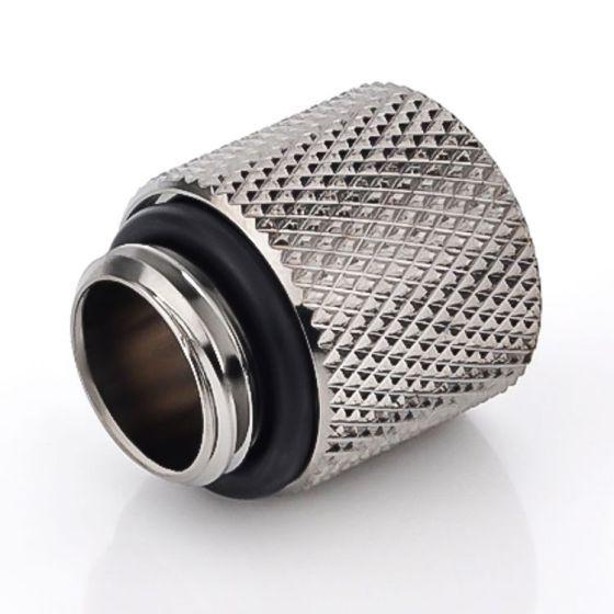 """Bitspower G1/4"""" Male to Female Extender Fitting, 15mm"""