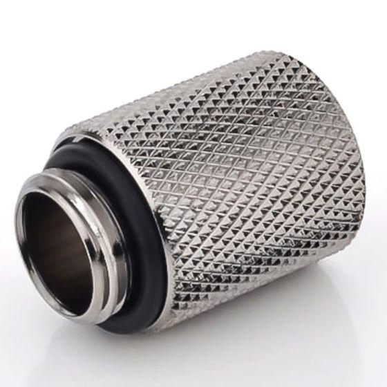 """Bitspower G1/4"""" Male to Female Extender Fitting, 20mm"""